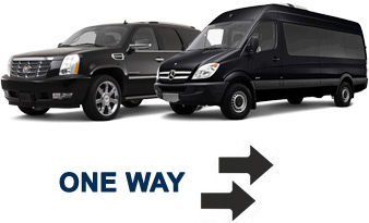 One way Shuttle Service